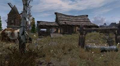 Skyrim — Фермерский дом | Skyrim моды