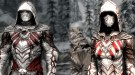 Skyrim — текстуры соловьиной брони в стиле Assassins Creed