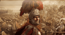 Total War: Rome 2 — Radious Battle Mod | Total War: Rome 2 моды