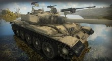 World Of Tanks 0.8.5 — Ремоделинг T62 A (IDF Tiran 6) | World Of Tanks моды