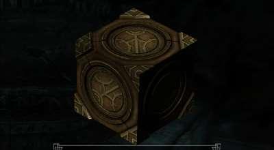 Skyrim — Двемерский куб — портативный дом | Skyrim моды