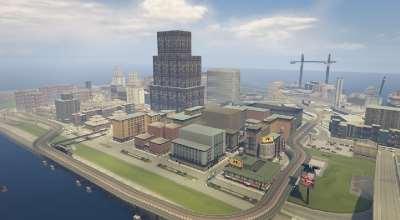 GTA 5 — Liberty City   GTA 5 моды