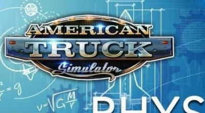 ATS — Новая физика тягачей | American Truck Simulator моды