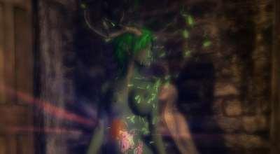 Skyrim — Девять необычных рас | Skyrim моды