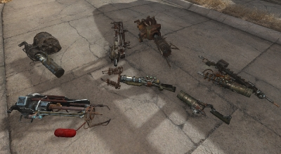 Fallout 4 — Любая модификация на любое оружие | Fallout 4 моды