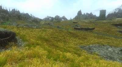 Skyrim — Больше больше травы | Skyrim моды