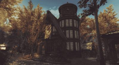 Skyrim — Реплейсер дома теплых ветров | Skyrim моды