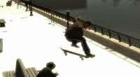 GTA 4 — Катаемся на скейте | GTA 4 моды