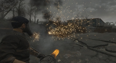 Fallout 4 — Экстремальное улучшение частиц | Fallout 4 моды