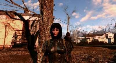 Fallout 4 — Патронташ   Fallout 4 моды