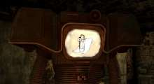 Fallout NV — Yes Man Paperclip Guy | Fallout New Vegas моды
