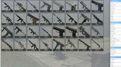 Garrys mod — [TFA] Cs:Go weapons