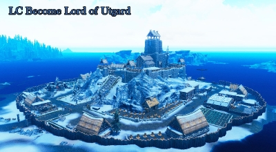 Skyrim — Стань королем нового города Утгард! | Skyrim моды