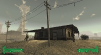 Fallout New Vegas — Заброшенное убежище (Abandoned Shelter) | Fallout New Vegas моды