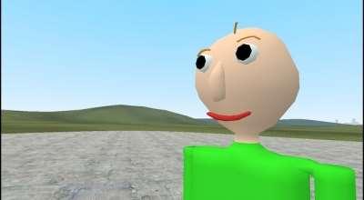 Baldi's Basics NPC | Garrys mod моды