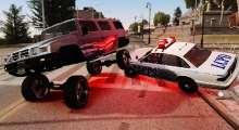 GTA IV — Патриот Монстр | GTA 4 моды