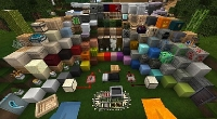 Minecraft 1.7.x — HD Ресурспак «Flows» в минималистичном стиле | Minecraft моды