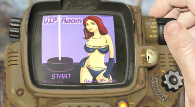 Fallout 4 — Картриджи с играми для взрослых | Fallout 4 моды