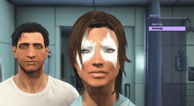 Fallout 4 — Улучшенное меню создания персонажа / LooksMenu | Fallout 4 моды