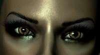 Skyrim — Длинные ресницы для девушек | Skyrim моды
