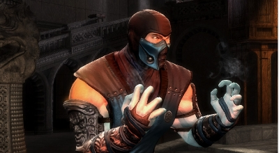 Mortal Kombat: Komplete Edition — Sub-Zero из Mortal Kombat Shaolin Monks | Mortal Kombat моды