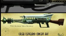 Fallout NV — VT-191 «Мерделазер»