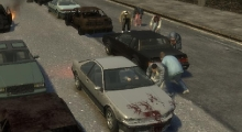 GTA 4 — Зомби-мод «Left 4 Liberty: Infection» | GTA 4 моды