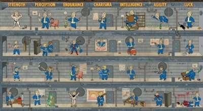 Fallout 4 — Чит на все перки | Fallout 4 моды