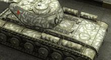 World of Tanks 0.8.5 — Зимний камуфляж СССР | World Of Tanks моды