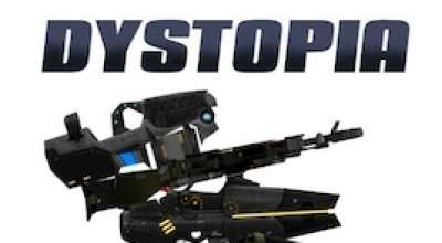 Garrys mod 13 — Dystopia Weapon Pack