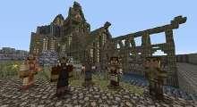 Minecraft на Xbox 360 получит Skyrim-тематическое DLC