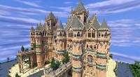 Minecraft — Карта «Королевский Собор» | Minecraft моды