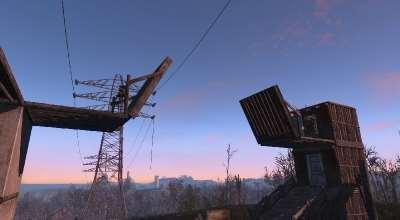Fallout 4 — Строим Мосты! | Fallout 4 моды