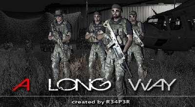 Arma 3 — A long way (Ко-оп кампания) | Arma 3 моды