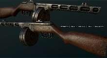 Fallout NV — ППШ-41   Fallout New Vegas моды