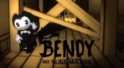 Garrys mod — Bendy and The Ink Machine — BATIM — Small Map | Garrys mod моды