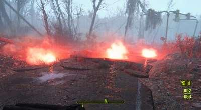 Fallout 4 — Сигнальные ракеты | Fallout 4 моды