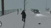 GTA 4 — Реалистичная зима | GTA 4 моды