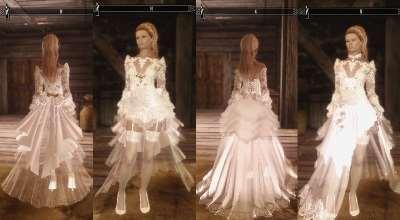 Skyrim — Свадебный наряд