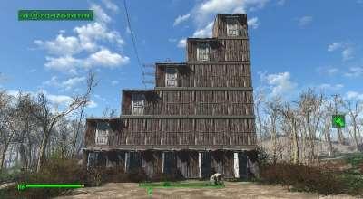 Fallout 4 — Создаваемые лифты | Fallout 4 моды