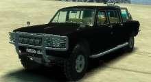 GTA IV — ГАЗ 2402 4×4 | GTA 4 моды