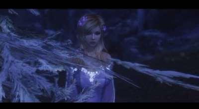 Skyrim — Мирай — Девушка с драконьем сердцем | Skyrim моды