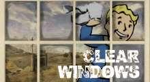 Fallout NV — Чистые окна | Fallout New Vegas моды