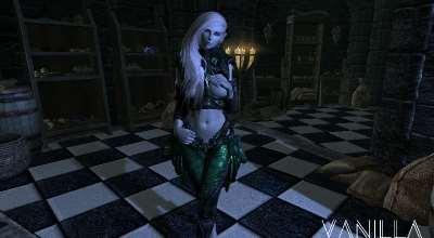 Skyrim — Пресет Кира | Skyrim моды