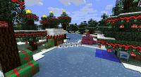 Minecraft — Wintercraft (Новогодний мод!) 1.7.2 — 1.8.9