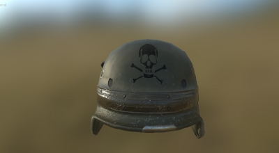 Fallout 4 — Ретекстур армейского шлема | Fallout 4 моды