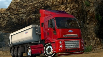 ETS 2 — Ford Cargo 1838T E5 | ETS2 моды