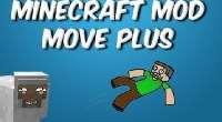 Minecraft — Move Plus / Паркур мод для 1.7.10/1.6.4/1.6.2/1.5.2 | Minecraft моды
