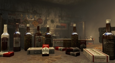 Fallout 4 — Реплейсер табака и алкоголя | Fallout 4 моды