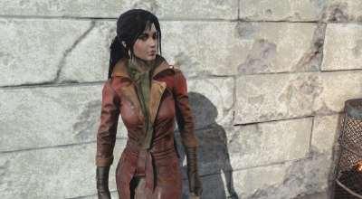 Fallout 4 — Любимая Пайпер | Fallout 4 моды